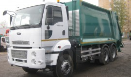 FORD CARGO 3542 22 куб.м.